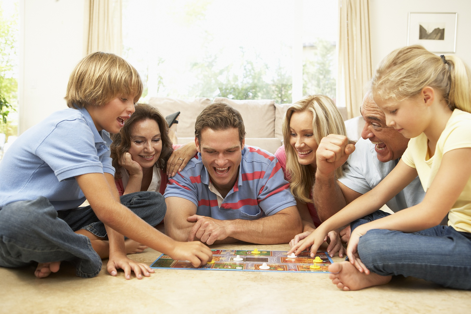 board games family