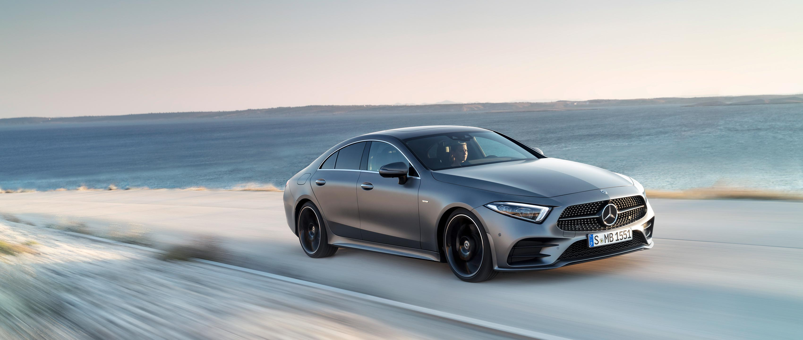 The new mercedes benz cls generation has arrived in for Mercedes benz lifestyle