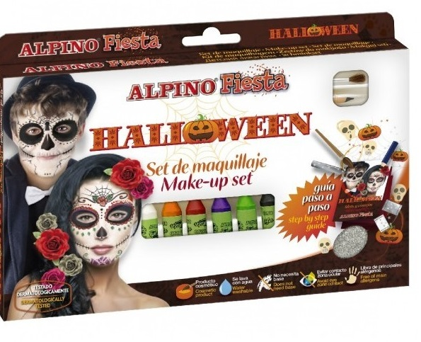 Make Up And Special Effects For Halloween Make Up Shopping In Romania